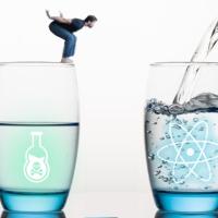 Le Saut Quantique: La méthode des 2 verres