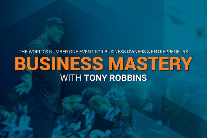 Tony Robbins séminaire - www.quantum-coaching.net