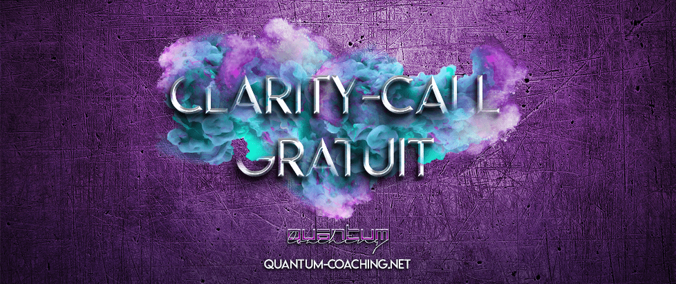Session de 30 minutes gratuite - www.quantum-coaching.net